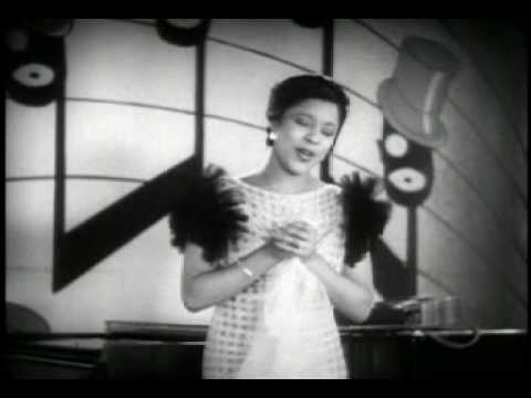 1935 musical short featuring Adelaide Hall, the Nicholas Brothers a.o.