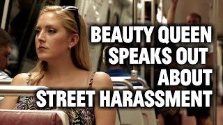 මහමඟ කාන්තාවන් හිංසනයට ලක්වෙන හැටි රහසිගත වීඩියෝවක !!! (ප්රෙව්සමෙන් නරඔන්න) Street Harassment: Side