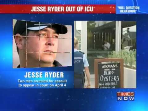 Jesse Ryder out of ICU