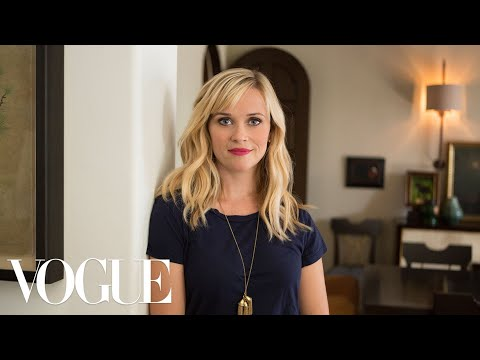 Reese Witherspoon (aka Little Spoon) Inside Her L.A. Home on Her Dream Cameo, and More
