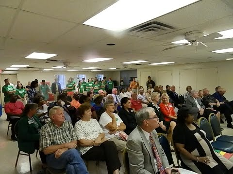 Eustis,FL - Lake County office Election Candidate Forum - Aug 18, 2014