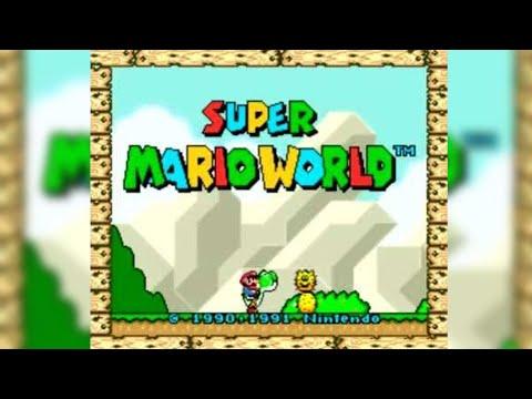 Dross juega Kaizo Mario World
