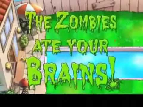 CANCION DE PLANTAS VS ZOMBIES ES ESPAÑOL