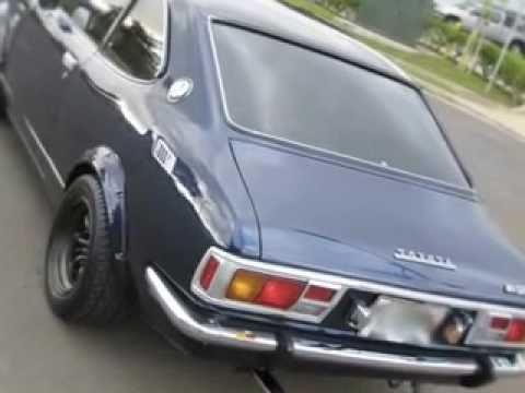 Hawaii 1973 Toyota Corolla SR Te27 3TC YouTube