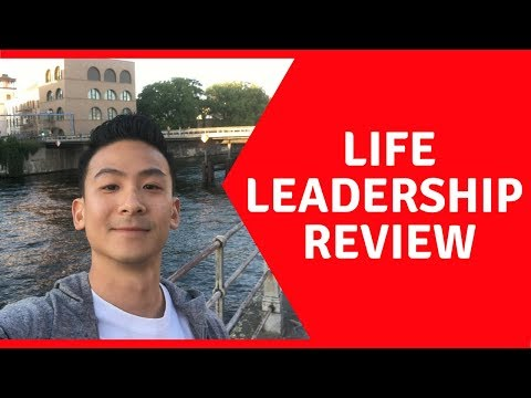 Life Leadership Review - Should You Join This MLM Business??