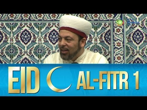 Togetherness & Unity (Eid Al Fitr 2013 Khutba)