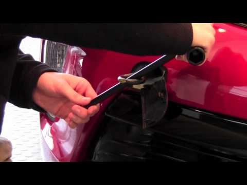 2012 Toyota Prius Tow Hooks How To By Toyota City Luther ...