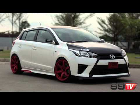 S9TV Vol.6 : ALL New Yaris 2013 (AddZest CarColor)