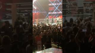 The undertaker and Roman reigns win at wwe extreme rules  2019
