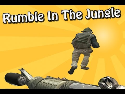 Rumble In The Jungle - Black Ops
