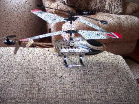 How to fix a RC Helicopter