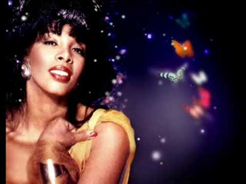 Donna Summer - Sometimes Like Butterflies