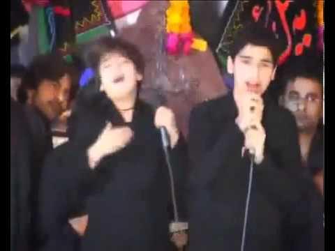 Ali Shanawar & Ali Jee Live - Kya Muhammad Ka Pyara