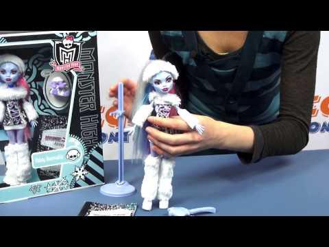 Córka Yeti - Abbey Bominable - Monster High - www.MegaDyskont.pl - sklep z zabawkami