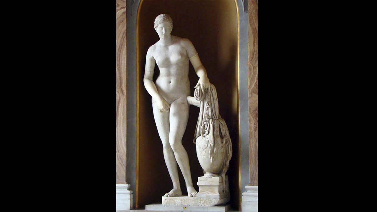 a brief history of the sculpture aphrodite of knidos by sculptor praxiteles There are few fixed dates in the history of greek sculpture original by praxiteles, aphrodite of knidos to caravaggio: the apollo sauroktonos redefined.