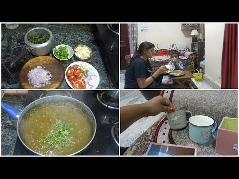 Thursday vlog || Dinner Routine || Perfect recipe for Lunch and dinner || Indian dinner routine ||