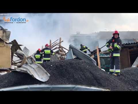 Wybuch Gazu W Bydgoszczy - Zniszczonych Wiele Domów - Istnieje Zagrożenie Kolejnego Wybuchu