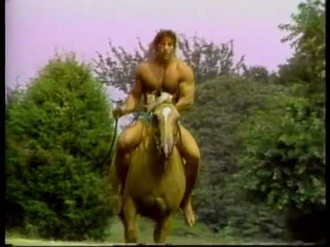 Kerry Von Erich Workout Video