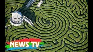 Top 10 mê cung cổ huyền bí nhất thế giới