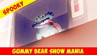 """SPOOKY """"Night of the Living Leftovers"""" - Gummy Bear Show MANIA"""
