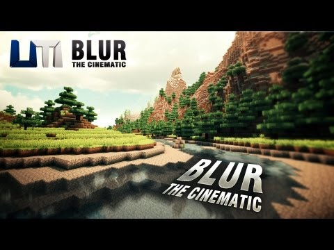 BLUR - Minecraft Cinematic (w/ Sonic Ether