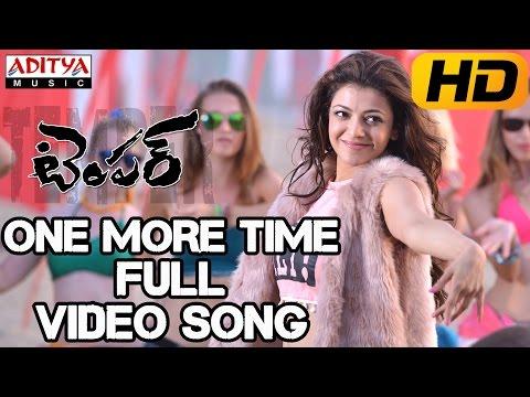 One More Time Full Video Song - Temper Movie - Jr.Ntr,Kajal Agarwal