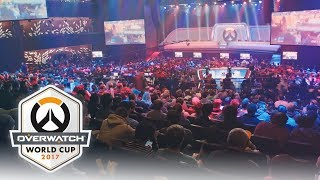 2017 Overwatch World Cup Group Stage Recap   Part 1 of 4