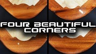 Intricate Corners Using Woodworking Jigs