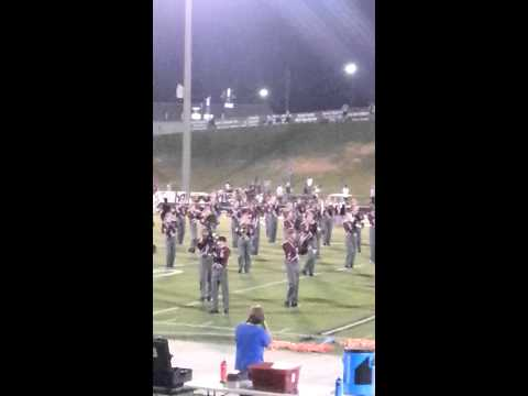 Gardendale High School Band 2014