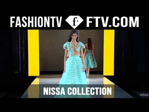 NISSA Collection Spring/Summer 2016 | FashionTV