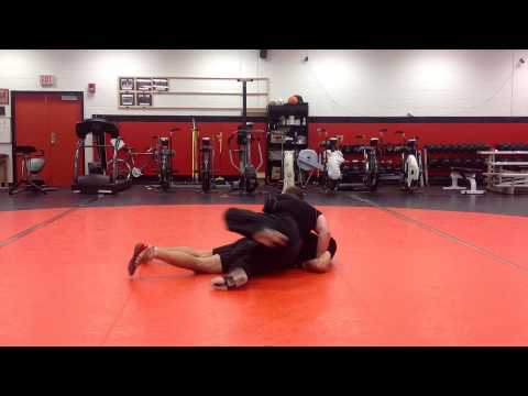 Sean Gray Freestyle Near Wrist Drive to Crotch Throw WRESTLE APPS TEASER) Image 1