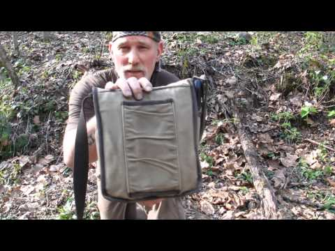 Pathfinder Product Review #6 The Duluth Pack PF Haversack.wmv
