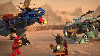 LEGO Ninjago - Libera a los dragones