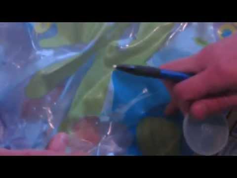 Как заклеить надувной бассейн в домашних условиях 835