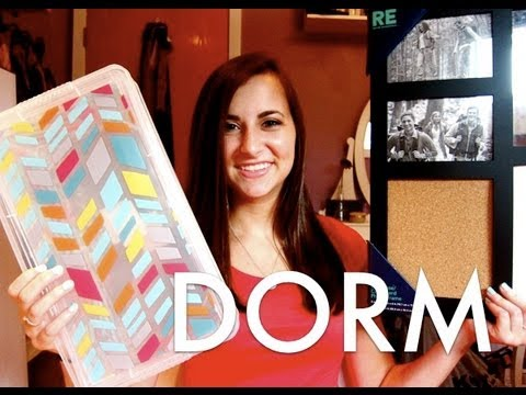 Back to School Dorm Room Haul