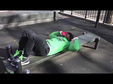 "King Gator's 1500 Reps ""Hard Core"" Challenge"