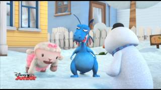 Chilly Gets Chilly! | Doc McStuffins | Disney Junior UK