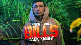 Zack Knight Bills Official Music Audio