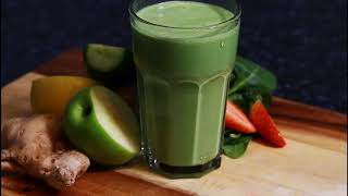 Sunday HEALTHY ONE HEALTHY  DETOX SMOOTHIE RECIPE | Chef Ricardo Juice Bar #HEALTHY SMOOTHIES !!