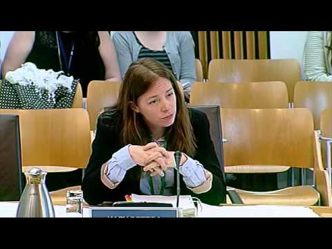 Health and Sport Committee - Scottish Parliament: 14 May 2013