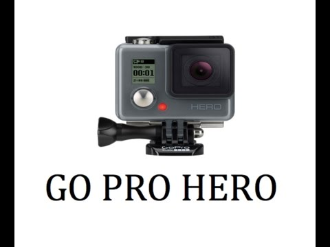 GoPro HERO 2014 Entry Level $129 - REVIEW & MENUS