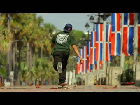 Skateboarder Luis Tolentino returns to the Dominican Republic - Ep 3