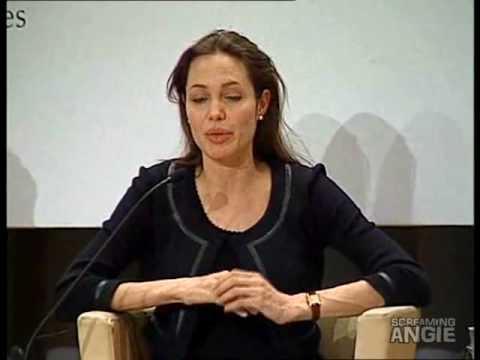Angelina Jolie -World Economic Forum Davos 2006- Part9