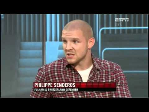 TOTT: Philippe Senderos' slip of the tongue