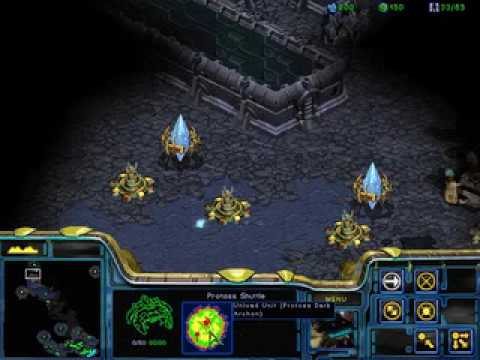 Starcraft Brood War - Protoss 07 The Insurgent in 1:10
