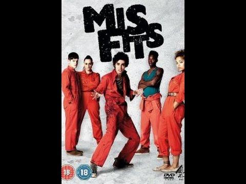 Misfits / Отбросы [3 сезон - 7 серия] 1080p