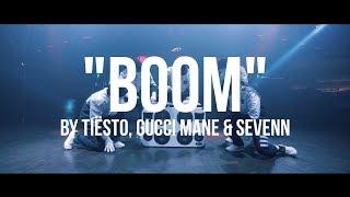 Download Lagu JABBAWOCKEEZ x Tiësto - BOOM with Gucci Mane & Sevenn Gratis STAFABAND