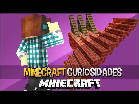 Minecraft Curiosidades: ILUSÕES DE ÓTICA NO MINECRAFT