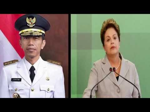 Esse é o homem que disse não a Presidenta Dilma