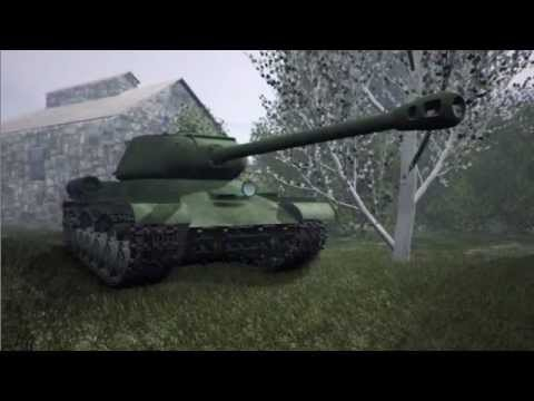 Greatest Tank Battles | Tiger vs IS-2